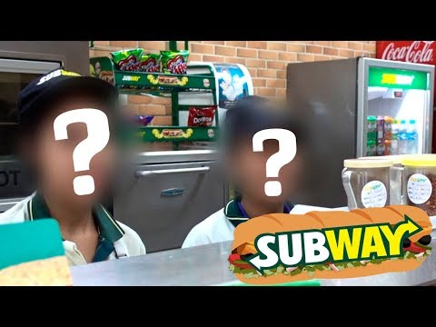 BUGANDO ATENDENTES DO SUBWAY