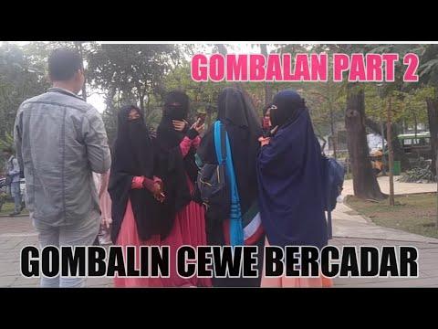 BIKIN BAPER CEWE BERCADAR. GOMBALAN PART 2