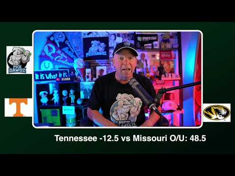 Tennessee vs Missouri Free College Football Picks and Predictions CFB Tips Saturday 10/3/20