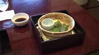 Spending a night at Mikawaya Ryokan Onsen