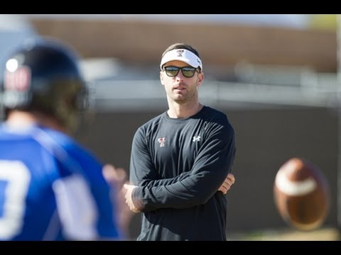 Spring Practice All-Access: Kliff Kingsbury