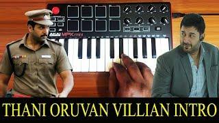 Thani Oruvan Mass Villian Bgm By Raj Bharath | Jayam ravi | Aravind Swamy | Hip Hop Tamizha
