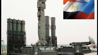 Russia, Egypt Negotiating Antey-2500 and Buk Missile Systems