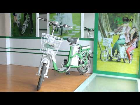 So Sánh Xe đạp điện HKbike Chạy Pin Với Xe Chạy Acquy Thường