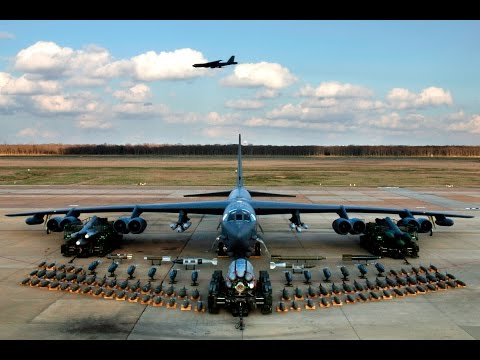 The End of the B-52 at Andersen AFB