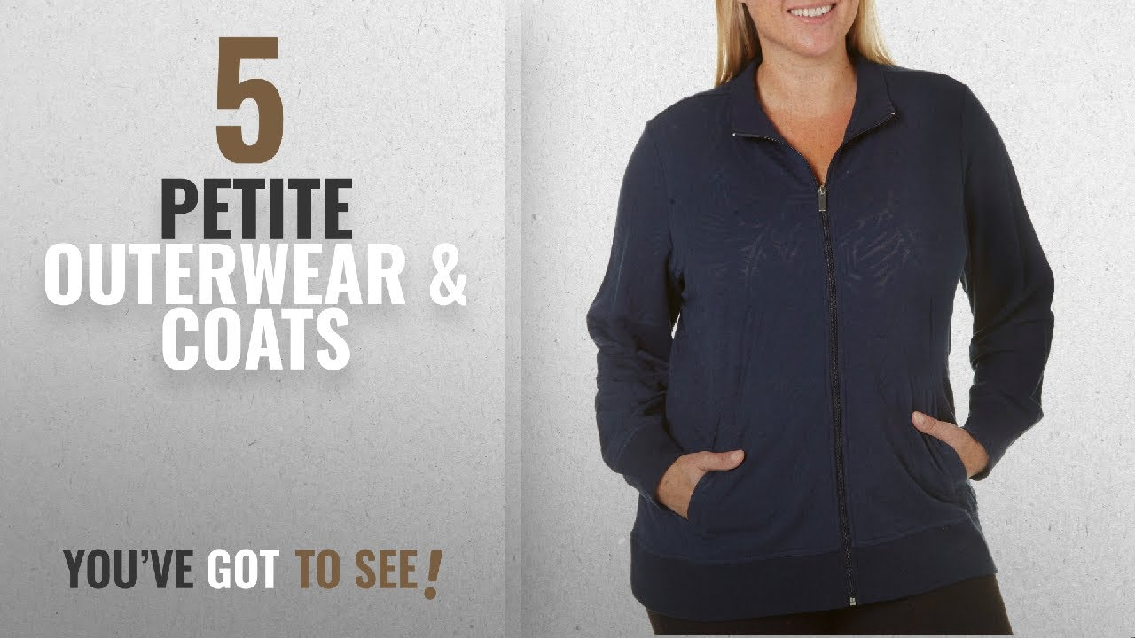 Petite Outerwear Coats Hot New Releases Winter 2018 Coral Bay