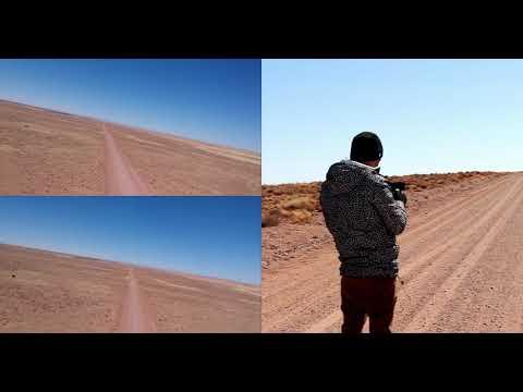 Dji Spark Arizona  Holbrook abandoned fields 4000 feet  long distance range Fly