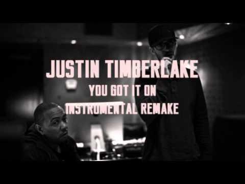 Justin Timberlake - You Got It On (Instrumental Remake)