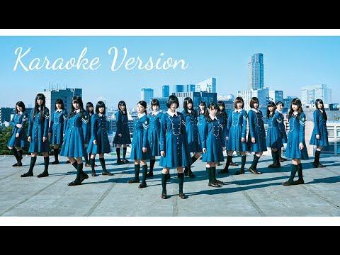 Keyakizaka46 - Silent Majority Karaoke Version