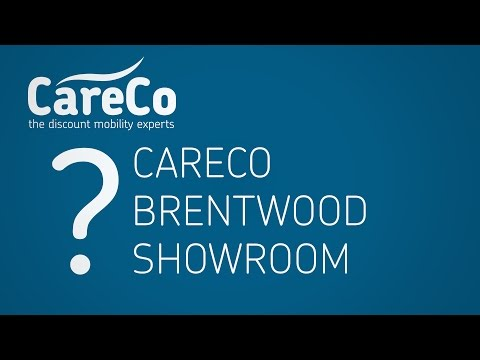CareCo Brentwood Showroom