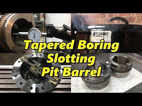 SNS 195: Taper Indicating & Boring, Weekday Jobs, Pit Barrel Jr