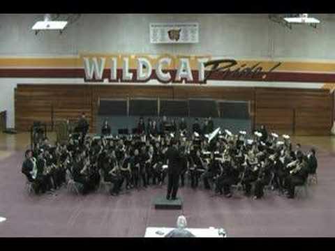 Glen A Wilson Concert Band - Deep River