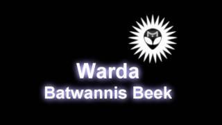 Warda - Batwannis beek
