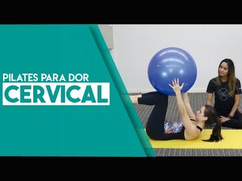 Exercícios de Pilates para Dor Cervical
