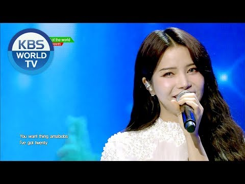 SOLAR (MAMAMOO) - Part of the world, Reflection, Let it go[Music Bank / 2018.12.21]