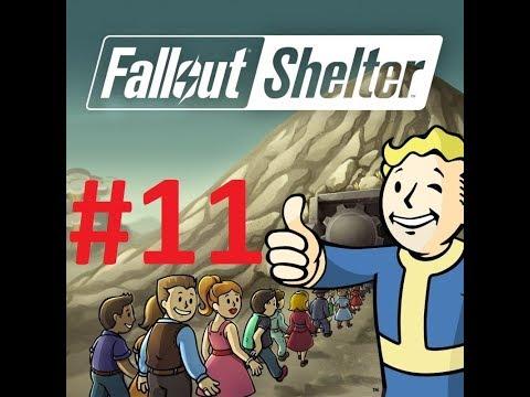 Fallout Shelter Как тащить в Фолаут Шелтер #11 Викторина и догоняем рейдеров.