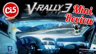 V-Rally 3 (Mini Review)