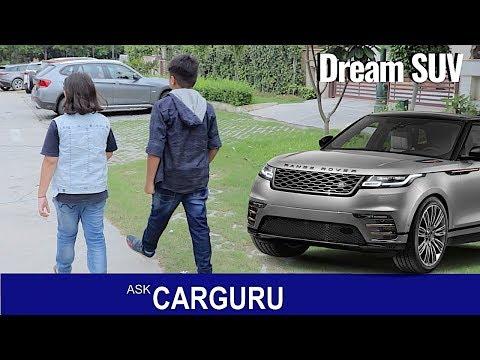Range Rover Velar Dream Suv Of Kids A Creative Team Work Carguru
