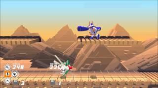 Megabyte Punch - Single Player Tournament