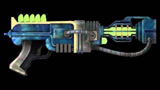 Энциклопедия мира Фаллаут - Уникальное оружие Run Gunner s Arsenal и Dead Money