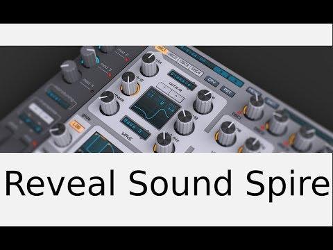 reveal sound spire tutorial