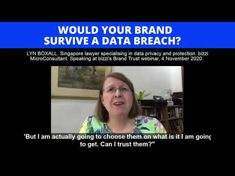 WOULD YOUR BRAND SURVIVE A DATA BREACH