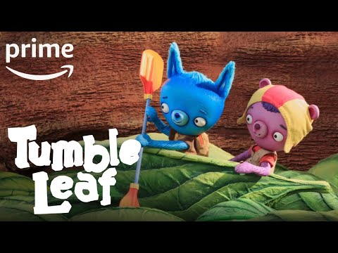 Tumble Leaf - Sing-Along Music Video | Prime Video Kids