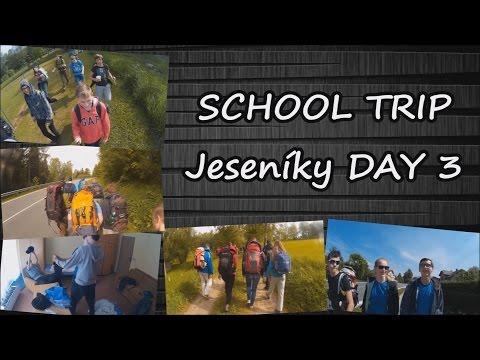 SCHOOL TRIP Jeseníky | DAY 3