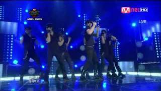 Rain Bi Goodbye stage_Hip Song (Rain Shed tears on his goodbye stage)