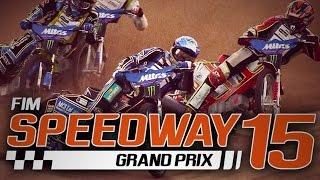 FIM Speedway Grand Prix 15 - Launch Trailer