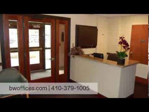 Executive Office Suite Columbia Maryland - BW Offices