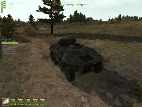 Spähpanzer Luchs Fahrwerk Test