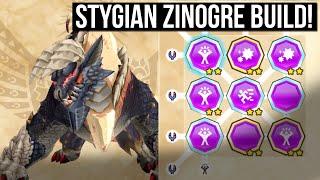COUNTER CRITICAL Stygian Zinogre BUILD! Monster Build in Monster Hunter Stories 2