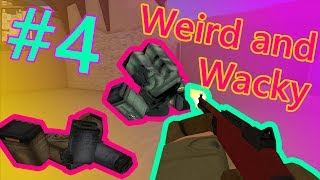 Weird and Wacky Counter Blox 4 (Roblox CSGO)