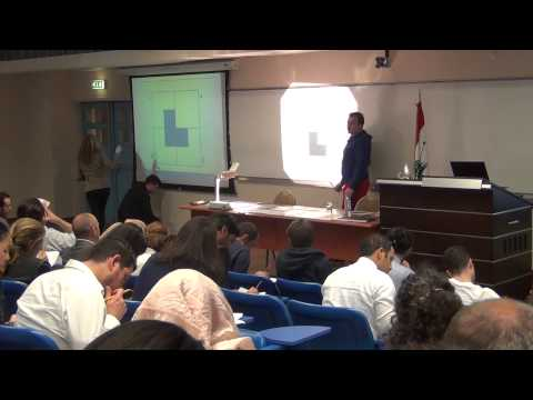 """LAU Alumni Lecture:""""Fit for Business-4 Dimensional Personal Energy"""" by Mr. Amr Habbal- April 4, 2014"""