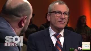 Deutsch: Ahmadiyya Muslim Khola Maryam Hübsch Discussion - Ingo Appelt, Volker Beck & Serdar Somuncu