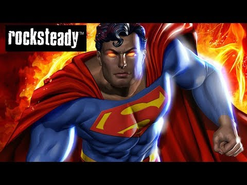 SUPERMAN ROCKSTEADY GAME REVEAL THIS WEEK?!
