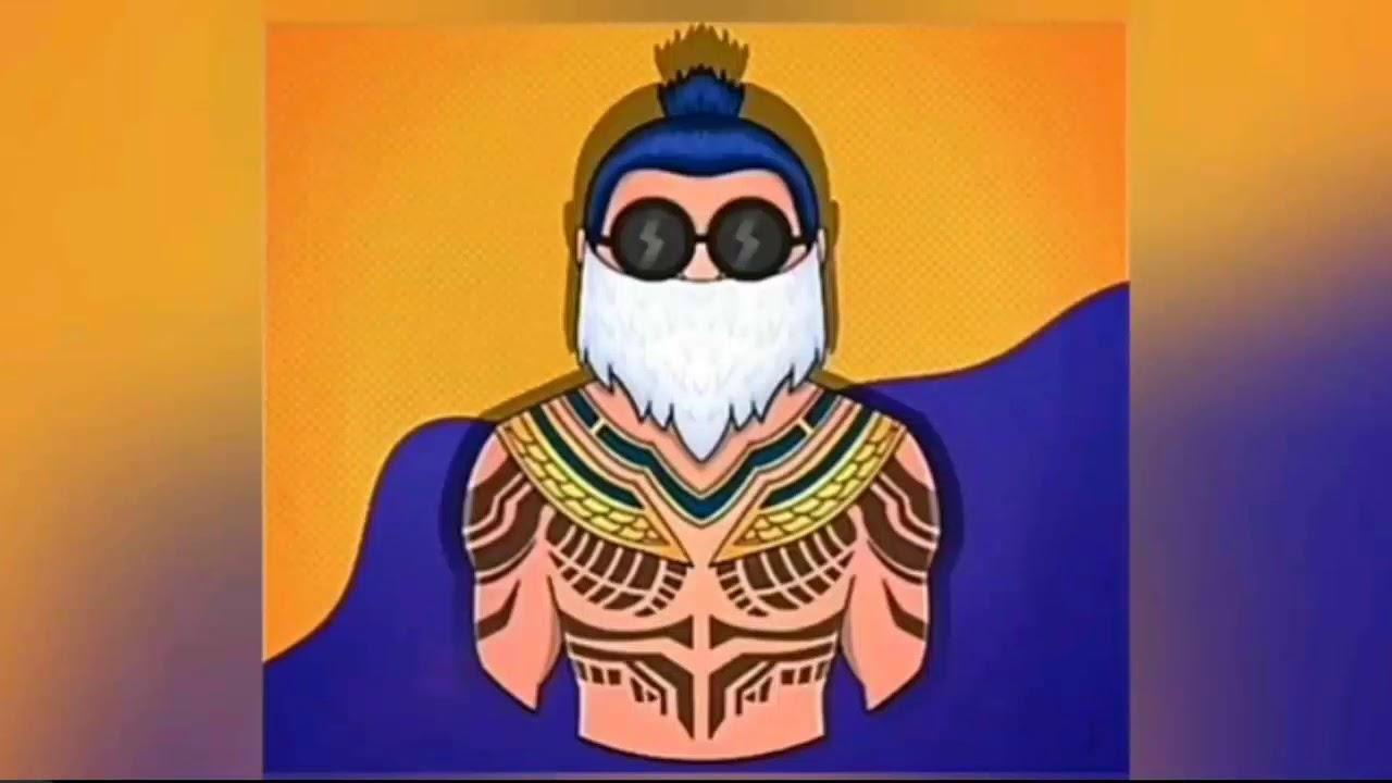 Melhores Avatar Cartoon Os Mais Tops Free Fire Youtube