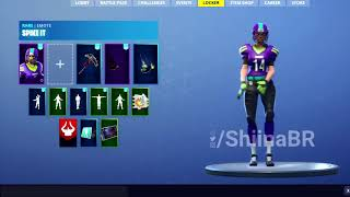 New LEAKED SPIKE IT And DENIED EMOTES Coming To FORTNITE