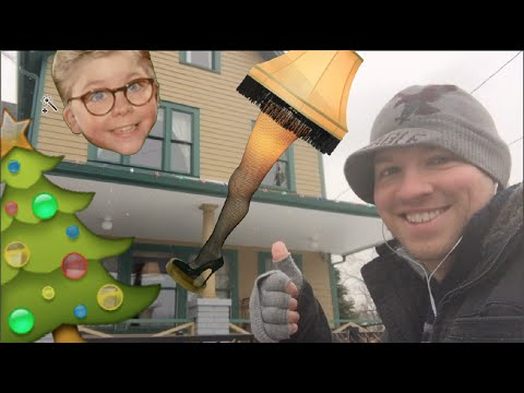 Christmas Story Location.Inside A Christmas Story House Of Cleveland Ohio Filming Location