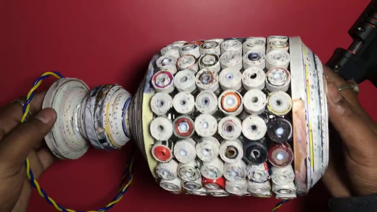 How to make newspaper bed lamp best out of waste newspaper craft how to make newspaper bed lamp best out of waste newspaper craft idea lifestyle designs aloadofball Choice Image