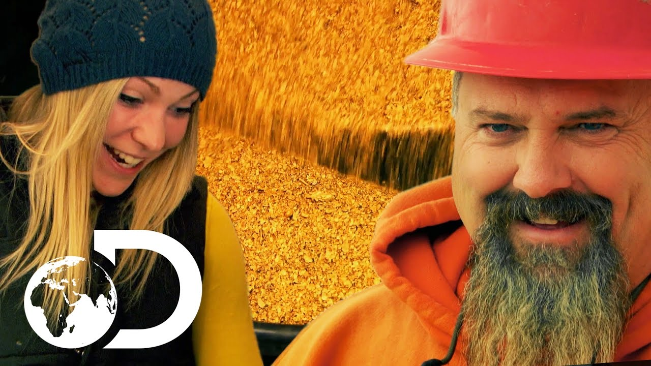 The Schnabel Crew Beat Last Years Total New Gold Rush Tuesday 9pm Discovery Uk