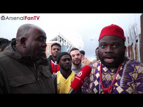 Man Utd vs Arsenal 1-1 | We Didn't Need Gnabry We Have The OX!!! (Kelechi)