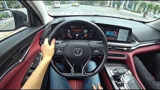 POV Drive 2020 Changan CS75 PLUS 2.0T+8AT 233hp!
