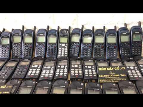 Điện Thoại Nokia cổ anten 6150 và 5110