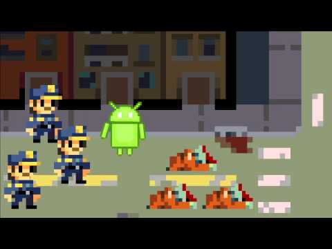 The Tapping Dead - Platformer