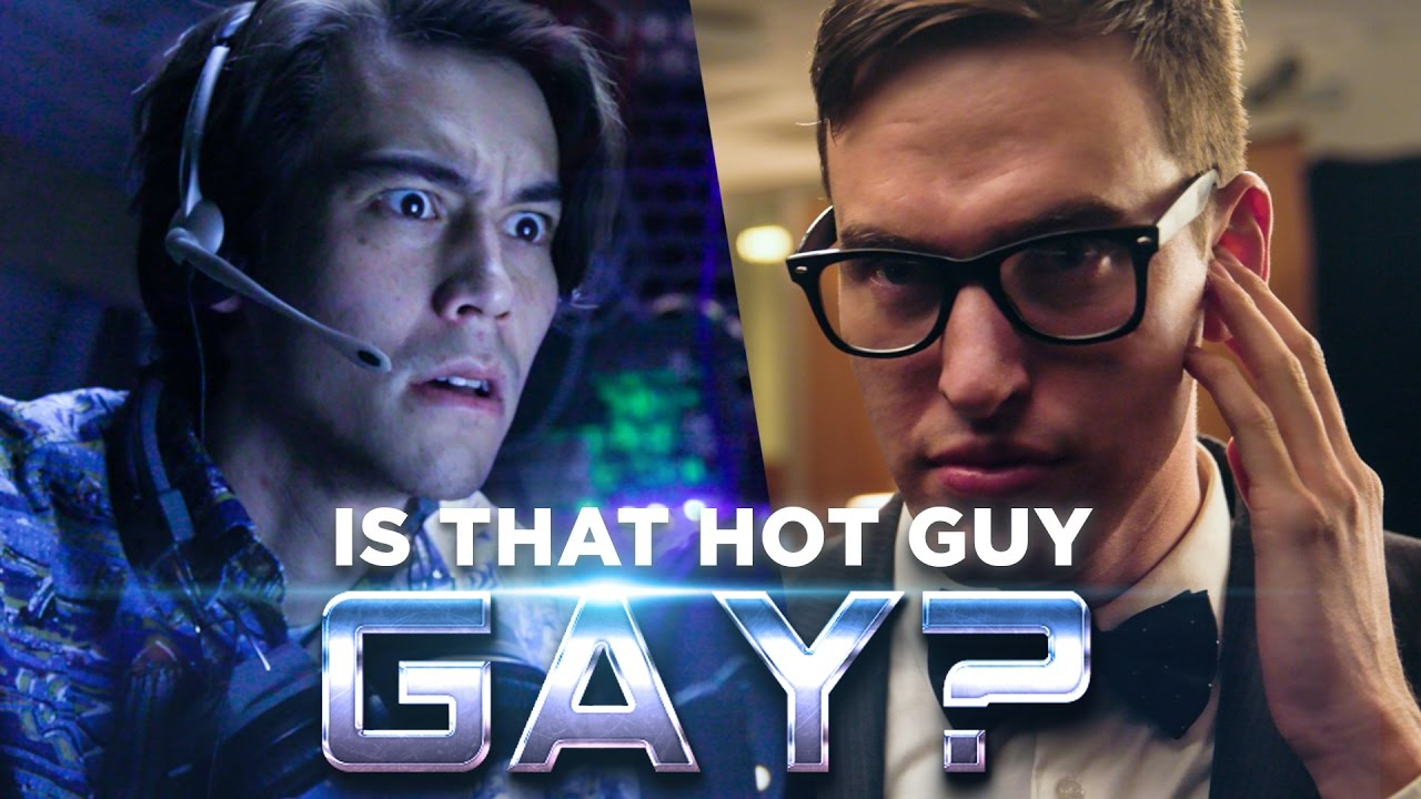 I Need More Intel Is That Hot Guy Gay