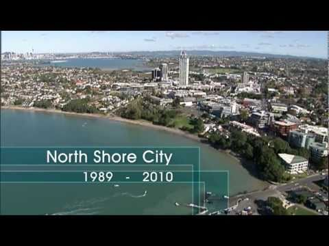 North Shore City, 21 years a proud city, 1989-2010