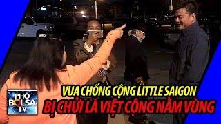 Gây gỗ kịch liệt: Vua chống cộng lại bị chửi là Chí Phèo Bolsa, Việt Cộng nằm vùng
