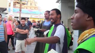 emotional edomite has hard time grasping that the gospel is only for israel